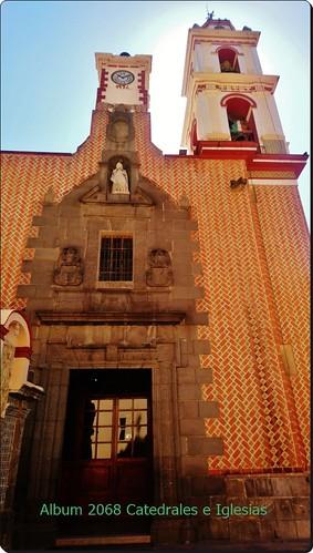 Santuario de San Miguel Arcángel (San Miguel del Milagro) Nativitas,Estado de Tlaxcala,México