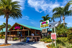 Grills Tiki Bar (PR Photography) Tags: capecanaveral capecanaveralairforcestation florida location northamerica ula usa