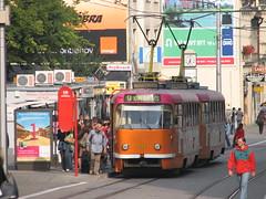 IMG_4169 (-A l e x-) Tags: bratislava slovakei tram strassenbahn tramway slovakia 2006 öpnv reise verkehr öffis