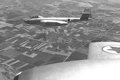 IAF Gloster Meteor F8, 1954 (aeroman3) Tags: 141 חילאויר מטוס תעופה צבא צהל מטאור מפגן