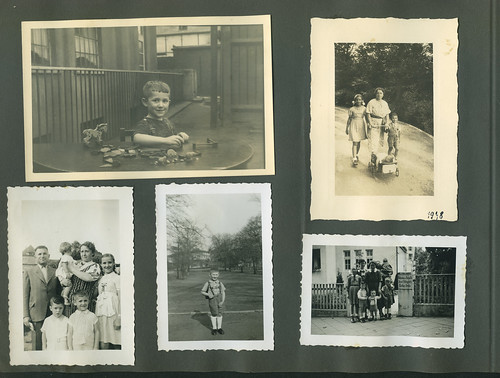 AlbumC49 Gesamtseite 9, 1930-1950er
