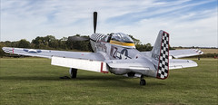 North American TF-51D Mustang - 03 (NickJ 1972) Tags: shuttleworth collection oldwarden race day airshow 2018 aviation northamerican p51 tf51 mustang gtfsi 4414251 wzi 4484847 contrarymary