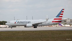 Boeing 737 MAX 8 (N343RY) American Airlines (Mountvic Holsteins) Tags: boeing 737 max 8 n343ry american airlines mia miami international airport florida