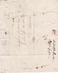 ASH2-032b Loan document, L Whitfield, Ashford, 27 March 1796 (audinary_music) Tags: ashford kent