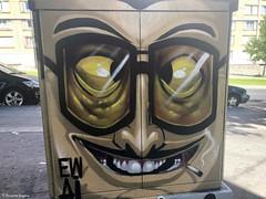 tag-ewai-tete-lunette© (alexandrarougeron) Tags: photo alexandra rougeron ville paris art urbain flickr style création rue