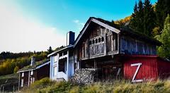 Gjerden Bykle 031018 (2)-2 (Geir Daasvatn) Tags: gjerden oldbuilding setesdal bykle oncewashome