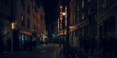 22,631 (Panda1339) Tags: greatwindmillstreet 28mm streetphotography ldn cinematic london uk light crossprocessing neonlights thatsignagain