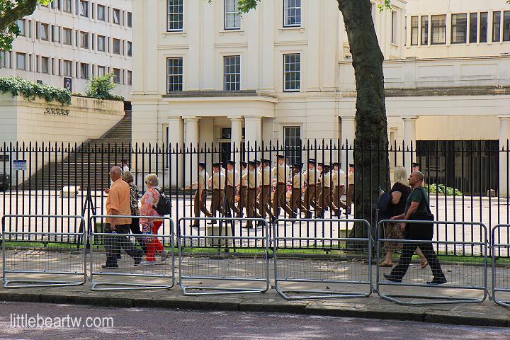 白金漢宮Buckingham Palace-36