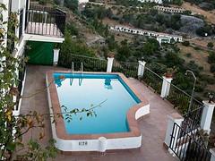 Piscina (brujulea) Tags: brujulea casas rurales grazalema cadiz casa laguneta piscina