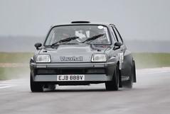 1980 Vauxhall Chevette 2300 HS (EJB 888V) 2300cc - Donington Park Special Stages 2019 (anorakin) Tags: 1980 vauxhall chevette 2300 hs ejb888v 2300cc doningtonparkspecialstages 2019