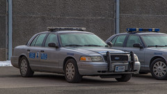 Ford Crown Victoria (NoVa Truck & Transport Photos) Tags: ford crown victoria virginia state police trooper marked cruiser law enforcement first responder