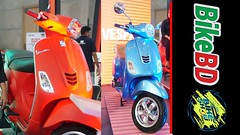 Vespa Scooters And Aprilia Motorcycles At Dhaka Bike Show 2019! (bike_bd) Tags: vespa scooters and aprilia motorcycles at dhaka bike show 2019