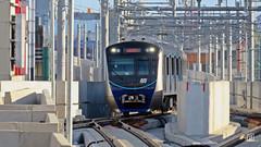 Jakarta Takes First Step on Journey to End Traffic Nightmare With New MRT (Gaz Art) Tags: mrt mrtjakarta jakarta indonesia subway metro kereta train