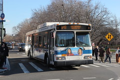 IMG_5133 (GojiMet86) Tags: mta nyc new york city bus buses 2005 orion vii genii hlf 6555 b48 lorimer street nassau avenue