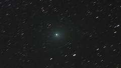 Comet 46P/Wirtanen on December 26 2018 (Radical Retinoscopy) Tags: cometwirtanen comet comet46p 46p auriga lynx astronomy astrophotography nightsky canon80d canon200mmf28 longexposure