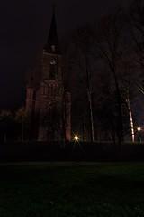 Katholische Kirche Werth (tobias.schnelting) Tags: nordrheinwestfalen kreisborken nightphotography night nachtfotografie nacht samyang24mm samyang sonyalpha7r sonyalpha sony landscape landschaft isselburg werth