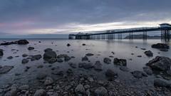 Llandudno (Explored) (g3az66) Tags: llandudno beach rocks pier