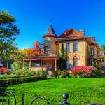 Niagara Falls Ontario ~ Canada ~  Bed and Breakfast ~ Bedham Hall ~  Historic River Dr thumbnail