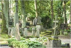 151-CEMENTERIO DE ANTAKALNIS - VILNIUS - LITUANIA - 2 (--MARCO POLO--) Tags: cementerios ciudades curiosidades rincones