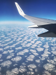 20/365 - A walk in the clouds (efsb) Tags: flughafen 20365 2019inphotos rheinlandpfalz airport manchesterairport iphone7plus 2019yip germany stuttgart ryanair patterns clouds project365 travel window sky