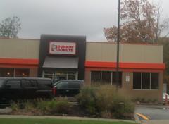 Dunkin' Donuts (Random Retail) Tags: dunkindonuts store restaurant 2017 clinton ny