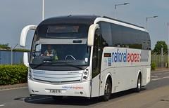 Galloway FJ61 EYG (tubemad) Tags: galloway european coaches national express fj61eyg caetano levante volvo b9r 250