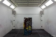 Bruxelles - Brussel (Jan Dreesen) Tags: bruxelles brussel brussels belgium belgique belgië expo kanal centrepompidou garage citroën yser ijzer museum musée kunst art exhibition