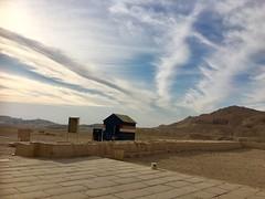 Al-Deir Al-Bahari Temple, Luxor, Egypt (cattan2011) Tags: landscapephotography landscape mountains mountainscape cloudscape clouds sky naturelovers natureperfection naturephotography nature desert traveltuesday travelphotography travelbloggers travel egypt luxor aldeiralbaharitemple