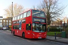 Abellio London 9511 (SN59AVY) on Route 414 (hassaanhc) Tags: alexander dennis adl enviro enviro400 e400 abellio abelliolondon abelliogroup