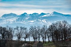 Pyrénées_0872 (Luc Barré) Tags: pyrénées france montagne hills montains snow neige navarrenx pyrénéesatlantiques