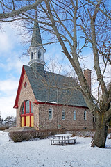 DSC03416 - Memorial Church of Grand-Pré (archer10 (Dennis) 196M Views) Tags: sony a6300 ilce6300 18200mm 1650mm mirrorless free freepicture archer10 dennis jarvis dennisgjarvis dennisjarvis iamcanadian novascotia canada grandpre unesco historial greatdeportation acadian evangeline henrywadsworthlongfellow