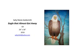 """Eagle that Almost Got Away • <a style=""""font-size:0.8em;"""" href=""""https://www.flickr.com/photos/124378531@N04/46190824375/"""" target=""""_blank"""">View on Flickr</a>"""