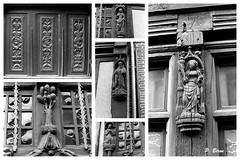 Maison Renaissance de la rue des Tanneries à Verneuil-sur-Avre (Philippe_28) Tags: verneuilsuravre eure normandie france europe 27 colombage pansdebois