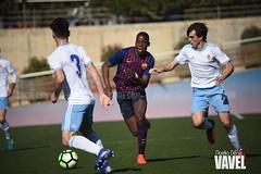DSC_5022 (VAVEL España (www.vavel.com)) Tags: fcb barcelona barça juvenil dh zaragoza cantera masia planterfcb fútbol football soccer futebol azulgrana blaugrana culé