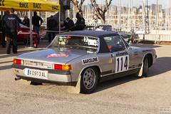 Monte-Carlo Historique 010 (Escursso) Tags: 114 1971 2019 22e 9144 barcelona barcelone catalonia catalunya cotxes fia historique montecarlo porsche vw cars classic historic motorsport racing rally rallye spain