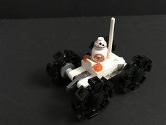 BBRover (SaurianSpacer) Tags: lego moc febrovery spacerover starwars bb8