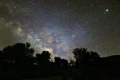 Zeus, Chronos and the stars (Robyn Hooz) Tags: zeus chronos crono tempo myth mito vialattea milkyway creta ida grecia stelle stars cielo sky