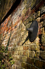 Bricks (sam.naylor) Tags: pentax k5 28mm smc manual digital dslr walk nature woking uk britain colour sun