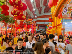 Shopping for Chinese New Year (Stinkee Beek) Tags: chinesenewyear ethan erin yewyen