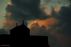 3KB12551a_C (Kernowfile) Tags: pentax cornwall cornish cloudscape theisland stives stnicholaschapel sunset silhouette clouds sky pentaxforums