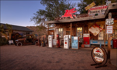 Hackberry General Store (jeanny mueller) Tags: usa southwest kingmann route66 arizona car oldtimer store generalstore ghosttown