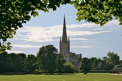 Norwich Cathedral (Colin Bell Writer) Tags: cathedrals norwich norfolk norwichcathedral gothiccathedrals englishcathedrals gothic gothicarchitecture spires england churches