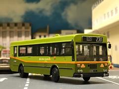 Dublin Bus KC Class (KC2 ASI 2) (KDBOMBARDIER) Tags: summerhillgarage bombardier cumminsengine kc2 asi2 busathacliath dublinbus