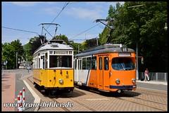 56-2014-06-01-5-Bahnhof (steffenhege) Tags: gotha thüringerwaldbahn überlandbahn strasenbahn streetcar tram tramway duewag historischertriebwagen 56 522