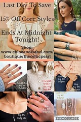 It's The Last Day Of Our Core Voyage Sale + The Last Day To Get 15% Off Core Styles. Sale Ends At Midnight Tonight ET. Shop These Styles + More Online Now At: www.chloeandisabel.com/boutique/thecelticpearl   #LastDay #Core #Voyage #Sale #Save #Deals #Disc (thecelticpearl) Tags: sale trending endssoon spring2k19 shop trend buy lifetime guarantee deals discounts chloeandisabel trendy final trends core shopping jewelry boutique accessories thecelticpearl voyage lastday spring candi saleending online save styles style fashion
