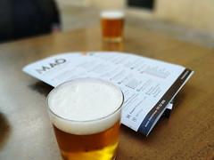 En Maó (Micheo) Tags: cerveza beer bar terraza vaso glass bebida maó mahón menorca descanso rest bares guide guía