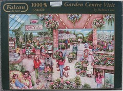 "F 7 1000 68X49CM  ? GARDEN CENTRE VISIT D Cook BC,D/L (Andrew Reynolds transport view) Tags: jigsaw ""jigsaw puzzle"" picture pieces large difficult falcon f7100068x49cmgardencentrevisitdcookbc dl"