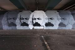 Unterwegs in Frankfurt (Markus Rödder (ZoomLab.de / FotoDinge)) Tags: frankfurt ffm fotodinge art streetphoto streetart graffiti friedensbrücke