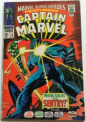 Marvel Super-Heroes #13 (Rare Comic Experts 43yrs of experience) Tags: