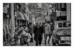Yokosuka Story part3 (Takahiro Hiroki) Tags: japan yokosuka monochrome blackandwhite bnw street